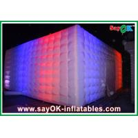 Wholesale L10 x W10m Inflatable Air Tent With Led Light For Promotion Event from china suppliers