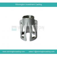Wholesale Pump body CF8 stainless steel lost wax casting parts max weight 80kg leaking test X ray from china suppliers