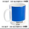 Buy cheap fashion blue mug PANTONE colors mug spots cup mugs number.2728 mug wholesale from wholesalers