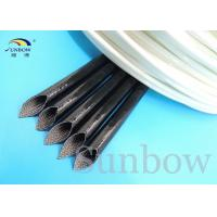 Wholesale E333177 Silicone High Temperature Fiberglass Sleeving Breakdown Voltage 7.0kv from china suppliers