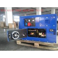 Wholesale Silent Type Standby Power Generator , 10KVA Quiet Running Generators With OEM / ISO Certificate from china suppliers