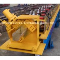 Wholesale Roll Forming Seamless Gutter Forming Machine High Speed Chain Transmission 16 Stations from china suppliers