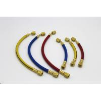 "Wholesale 60"" Inch Premium Flexible Refrigerant Hose with Anti - blow Back Fitting from china suppliers"