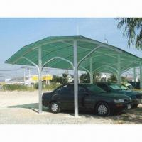Wholesale Carport in Various Designs/Materials/Sizes, Customized Logos are Welcome from china suppliers