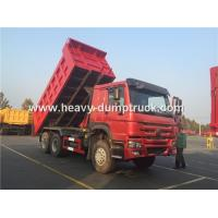 Wholesale Sinotruk Howo 371 Hp Tipper Heavy Load Truck For Bad Road Condition And Overloading from china suppliers