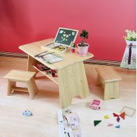 Wholesale Tiger furniture --I-shaped table chairs / kids writing table / Montessori furnitur from china suppliers