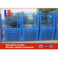 Wholesale Blue Light Duty Pallet Rack Stacking Storage Shelves With Corrosion Protection from china suppliers