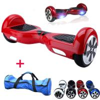 Wholesale New fun hover board smart Self Balancing 2 wheels electric scooters Unicycle from china suppliers