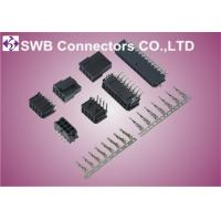 Wholesale Single RowMini Fit  Electronic Power Connectors Straight Orientation 3 mm Pitch Connector from china suppliers