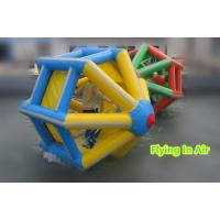 Wholesale G-15 PVC Inflatable Game- Inflatable Water Roller For Children Party Game from china suppliers