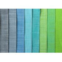 Wholesale Soft Viscose Plain Woven Fabric Linen Washable Upholstery Fabric from china suppliers
