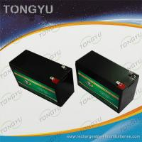 Wholesale 7.5AH 12V LiFePO4 Battery / Power Tool Battery Replacement For Backpack Electrofisher from china suppliers