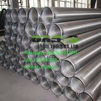 Wholesale STC thread end continuous slot water well screens for deep well drilling from china suppliers