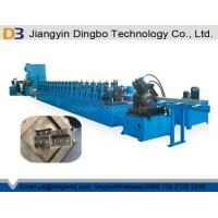 Wholesale Warehouse Back Pallet Rack Roll Forming Machine Line For Storage Upright Systems from china suppliers