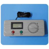 Wholesale Digital Gray ABS Panel Heater Thermostat with Switch LED Wire Red and Green Indicator from china suppliers