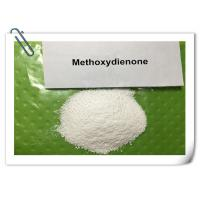 Wholesale Methoxydienone 2322-77-2 Bodybuilding 99% Purity USP Standard Quick Effect from china suppliers