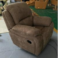 Buy cheap S822;  fabric recliner sofa, home theater recliner sofa, office furniture, living room furniture, China sofa from wholesalers