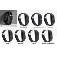 Wholesale Small Portable Bluetooth Activity Tracker Wrist Exercise Monitor Bands For Child / Adult from china suppliers