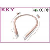 Wholesale In Ear Bluetooth Earphone with Retractile and Foldable Earbuds and Vibratory Function from china suppliers
