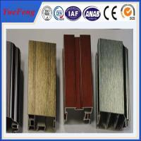 Wholesale Supply surface drawing anodized aluminum extrusion, anodising aluminium alloy price from china suppliers