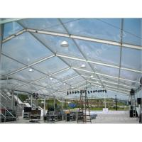 Wholesale Beautiful Transparent Luxury Wedding Tents For Hire Clear Span Fabric Structures from china suppliers
