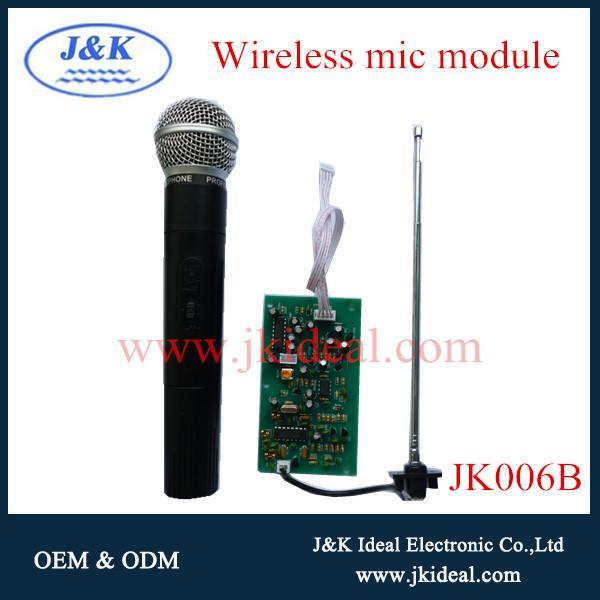 JK006B mini wireless microphone for kindergarten.jpg
