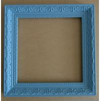 Wholesale blue cheaper mirror frame,antique wall mirror frame from china suppliers