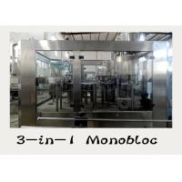 Wholesale Bottled Water Production Line Water Filling Machine , Water Bottling Machine from china suppliers