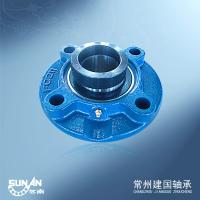 Buy cheap High Speed Round Flange Bearing Pillow Block 55mm UELFC211 / HCFC211 from wholesalers