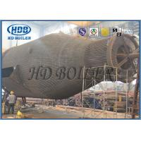 China Boiler Dust Cyclone Separator Alloy Steel , Cyclone Dust Collector High Working on sale