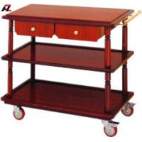 Wholesale Hotel Food Serving Carts with Drawers from china suppliers