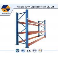Wholesale Warehouse Storage Solution Pallet Racking System with ISO CE Certificate from china suppliers