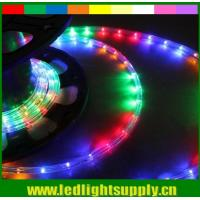 Wholesale 3 wire flat led light swimming pool rope light from china suppliers