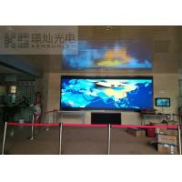 Wholesale Energy Saving Full Color SMD LED Screen Advertising High Brightness IP43 MBI5124 from china suppliers