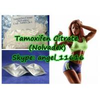 Wholesale Healthy Body Anticancer Drug Tamoxifen Citrate Nolvadex CAS no. 54965-24-1 from china suppliers