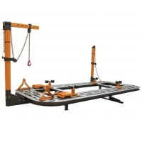 Wholesale Car Body Automotive Frame Machine , 70Mpa Car Chassis Straightening Bench from china suppliers
