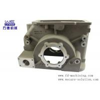 Quality CNC Threading Power Coated Gravity Casting Parts for sale