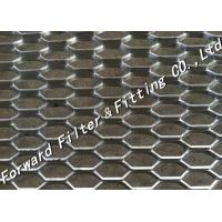 Wholesale Hexagonal Wire Expanded Metal Mesh Foot Pedal Anti - Skidding from china suppliers