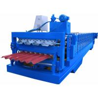 Wholesale PPGI Sheet Cold Roll Forming Equipment Japan Panasonic PLC Controller High Efficiency from china suppliers