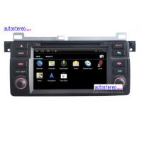 Wholesale 3G WiFi 6.2'' Android 4.0 Car Stereo GPS Headunit for BMW 3 Series E46 M3 1998 - 2006 from china suppliers