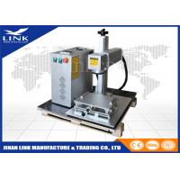 Wholesale ISO Portable Laser Marking Machine With CAS / Max  / Raycus / IPG Laser Source from china suppliers