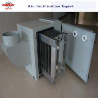 Quality 450 CMH Airflow Rating Commercial Air Purifier 300W 200MM Flange Diameter for sale