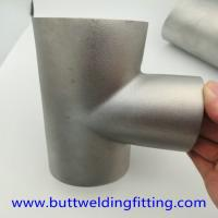 Wholesale Butt - Weld Fittings Stainless Steel Reducer Tee WP309 12''Sch40 ASME B16.9 from china suppliers