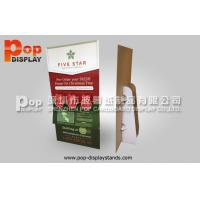 Wholesale Chirstmas Tree Rectangle Advertising / Poster Standee With Brochure Holders from china suppliers