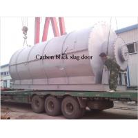 Wholesale Rubber Tyre Pyrolysis Plant with 30-35% Carbon Black from china suppliers
