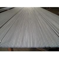 Wholesale ASTM A213 / A269 Seamless SS Tubing 0.6mm - 8mm Thickness , Round Steel Tube from china suppliers