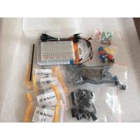 Wholesale Electronic Solderless Breadboard Kit with 400 Point Breadboard / LED / Resistor from china suppliers