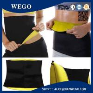 Buy cheap WG-TV004 Women Slimming Training Neoprene Fat Burner Slimming Training Neoprene Fat Burner Waist Body Shaper Tummy Fit from wholesalers