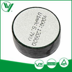 Wholesale Radial Leaded Lightning Arrester Varistor Metal Voltage Dependent Resistor D72 from china suppliers