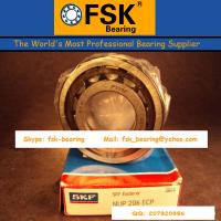 Wholesale Single Row SKF Cylindrical Roller Thrust Bearings for Girder Elevator NUP206ECP NJ206ECP from china suppliers
